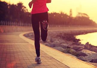 跑步时收腹能瘦肚子吗?怎么跑步瘦肚子?