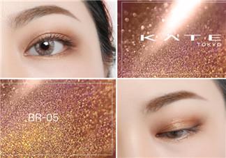 亮晶晶的眼妆怎么画 闪亮金星系眼妆