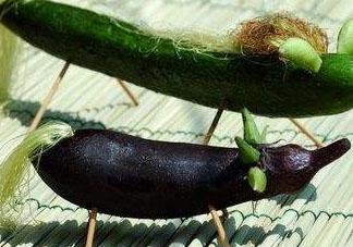 黄瓜茄子内涵意思 黄瓜茄子和藕的污段子