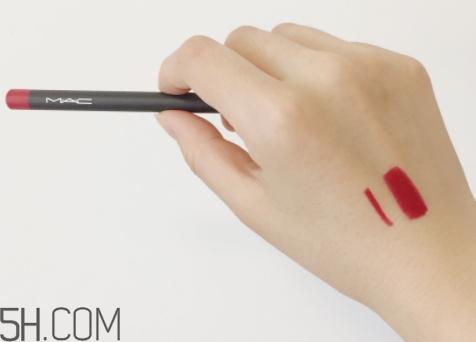 mac唇线笔怎么样_色号_多少钱