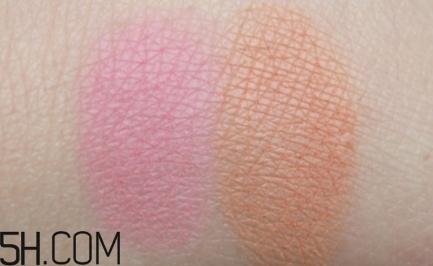 mac腮红pink swoon是什么颜色?mac腮红pink swoon试色
