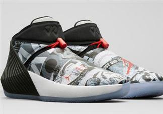 jordan why not zer0.1威少首款签名鞋发售时间_多少钱?
