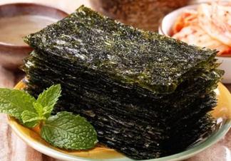 海苔和紫菜哪个更养生?海苔是紫菜的华丽转身?
