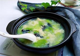 丝瓜蛋汤的做法?丝瓜蛋汤怎么做?