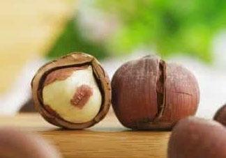 榛子有苦味吗 有苦味榛子不能吃