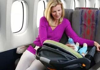 宝宝做飞机要注意些什么?宝宝旅游行李清单
