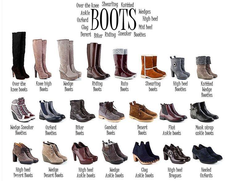 腿粗穿什么靴子 腿粗腿短适合穿什么靴子 不同的腿型不同选择