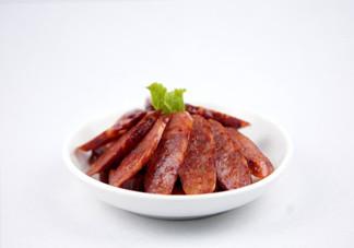 香肠怎么蒸更好吃?方法不同味道也不同