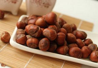 榛子的热量多少 多吃容易发胖