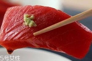 金枪鱼不能和什么一起吃 金枪鱼相克食物