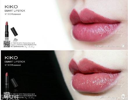 kiko917可以替代ysl黑管407唇釉吗?平价替代版