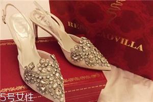 rene caovilla鞋子多少钱?仙气十足的轻奢品牌