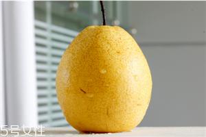 梨不能和什么一起吃?吃梨的禁忌