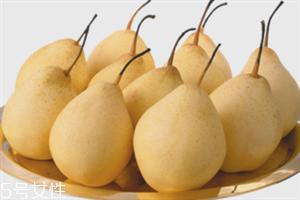 枇杷可以和梨一起吃吗?桃子和梨不要一起吃