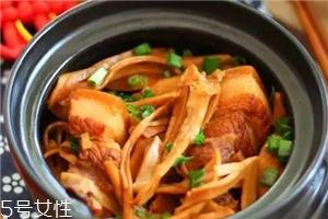新鲜冬笋的家常做法 冬季最值得吃的鲜蔬