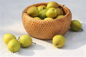 如何识别正宗的库尔勒香梨?梨子止咳