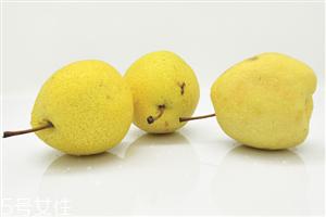 梨子削皮后怎样不变色?梨子能空腹吃