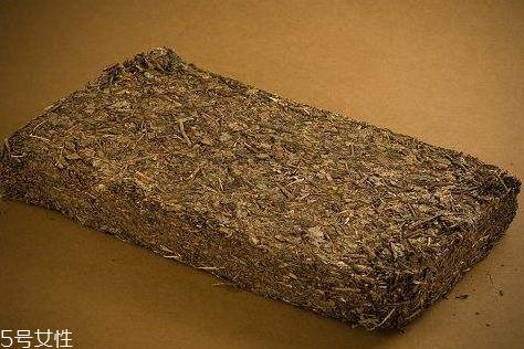 金花茯砖茶的功效与作用及食用方法图片
