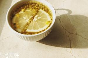 百香果柠檬水怎么做?范冰冰养生美白秘方
