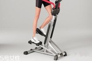 踏步机减肥图片