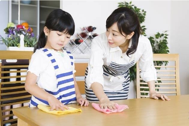 让孩子做家务的好处有哪些