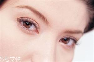 割双眼皮可能出现的症状 割双眼皮秋季好因为阳光弱