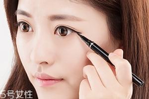 眼线液笔可以画内眼线吗?