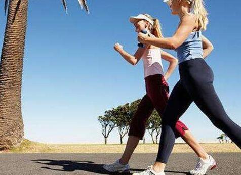 走路能减肥吗 需保持正确姿势