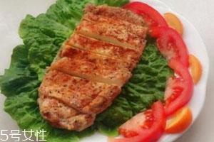 烤箱烤鸡胸肉要多久 烤箱烤鸡胸肉技巧