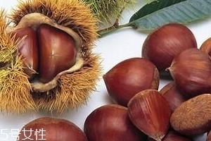 肠胃疾病为什么不能吃栗子?导致肠胃胀气