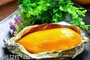 微波炉烤红薯用什么火 高火熟的更快