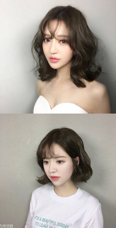 圆脸妹子适合什么发型?短发更能突显气质