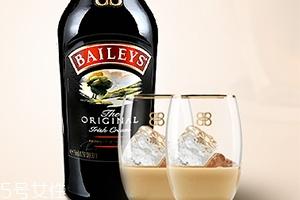 baileys百利甜酒的喝法 和其他饮品搭配味道更好