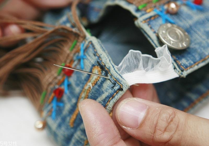 旧衣服改造保湿杯套教程 风格多变