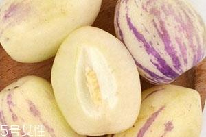 香瓜茄的功效与作用 香瓜茄的食用禁忌