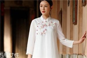 中国风衣服怎么搭配?带你演绎传统之美