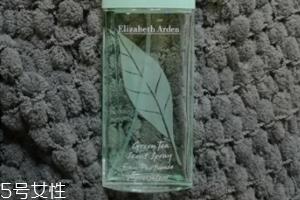 雅顿绿茶香水好闻吗?宛若置身淡薄阳光下的茶园