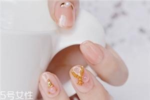 风靡日本的冬季美甲合集 blingbling小仙女