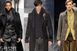 男士大衣哪种好看?男士穿这3类大衣气质翩翩