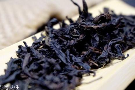 武夷水仙茶的功效与作用图片