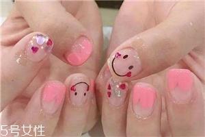粉色少女心美甲集合 新年就要做仙女