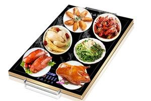 饭菜保温板怎么用 多种功能