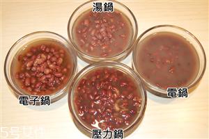煮红豆汤红豆提前泡多久 4种锅煮出4种口感
