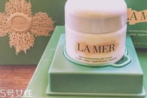 lamer海蓝之谜面霜和凝霜区别 两者适合肤质质地成分不一样
