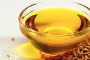 亚麻籽油热量高吗 具有很高的热量