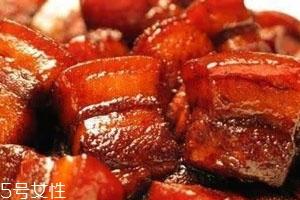 红烧肉为什么瘦肉硬 选对肉是关键