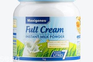 蓝胖子奶粉全脂和脱脂怎么选择?口感和热量的抉择