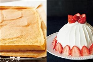 海绵蛋糕的做法和配方 海绵蛋糕片这样做