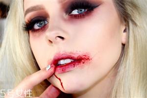 怎么在手上画流血伤口 受伤妆具体步骤