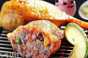 鸡翅包饭烤箱烤几分钟 鸡翅包饭烤箱版